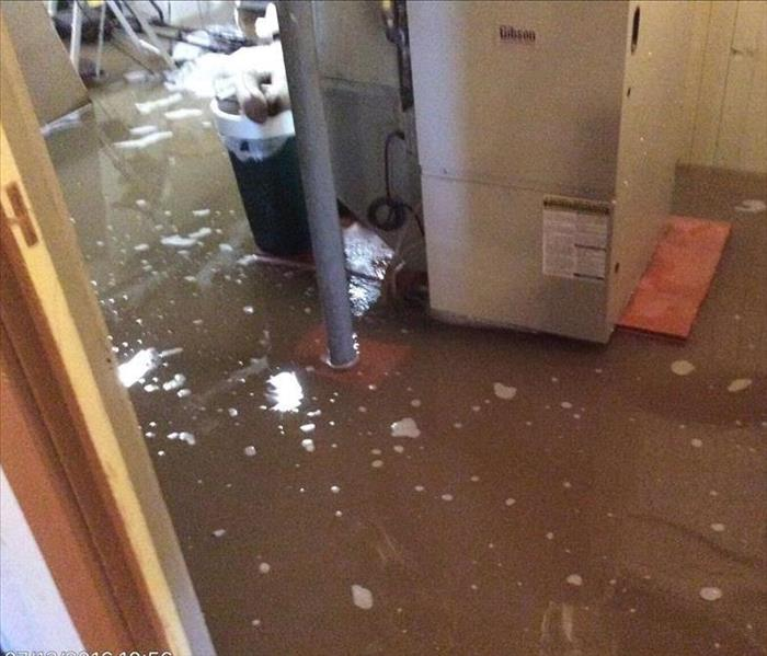 Hayward Residents: We Specialize In Flooded Basement