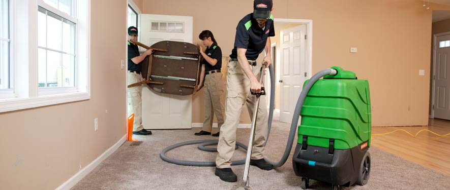 Hayward, WI residential restoration cleaning